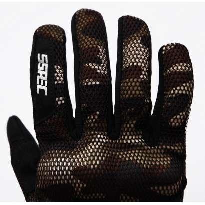 Moto rukavice SSPEC 7101 militari maslinaste