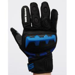 BMW GS Motorrad - Moto rukavice plave
