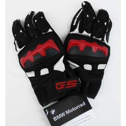BMW GS Motorrad - Moto rukavice crvene