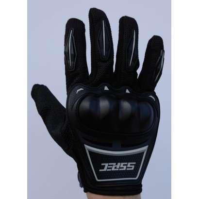 Moto rukavice SSPEC 7204 crne