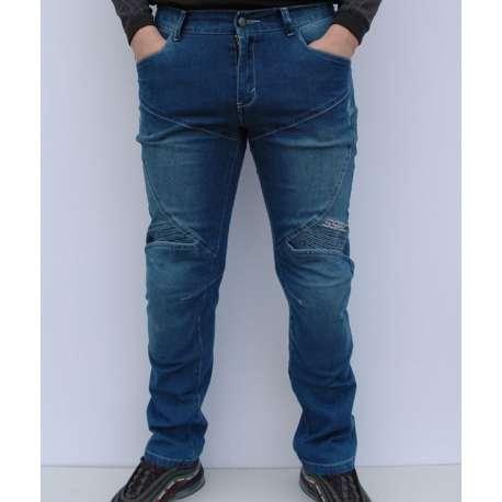 Moto jeans pantalone SSPEC 8002 teget jeans
