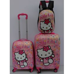 Deciji Koferi set 3u1 Hello Kitty Baby
