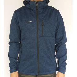 Jakna Mammut Windstopper art.8007 plavi