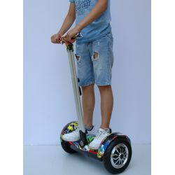 Hoverboard sa upravljacem 10' bluetooth A8 model Strip