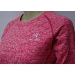 Aktivni veš ženski termo Arcteryx - roze