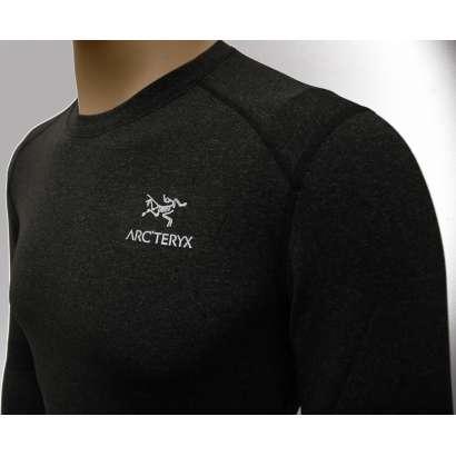 Aktivni Veš muski termo Arcteryx - crni