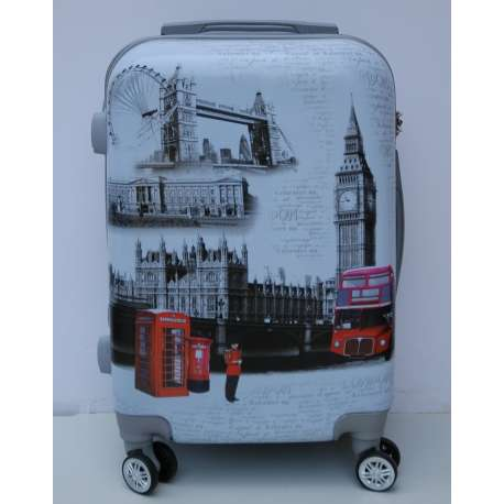 KOFER MALI PVC SARENI MOD LONDON BUS