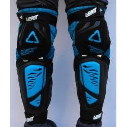 Štitnici za kolena Leatt model 3DF plavi