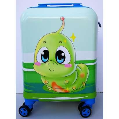 N O V O HIT Deciji - tinejdžeri SRREDNJI kofer m.27 crv zeleni