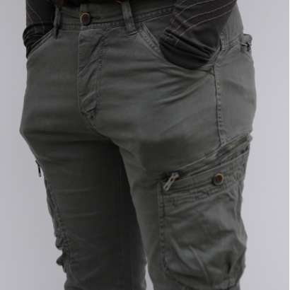 Pantalone 7226 sive