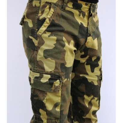 Militari pantalone 805 krem