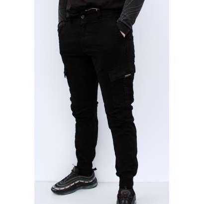 Pantalone 7209 crne