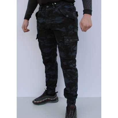 Militari pantalone 8708 plave