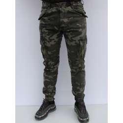 Militari pantalone 8708 zelene