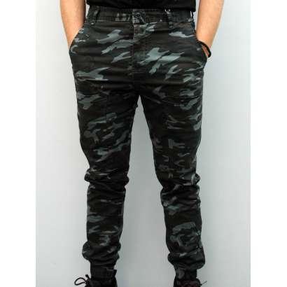 Maskirne pantalone 8720 tamno zelene