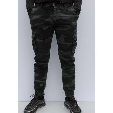 Militari pantalone 99507 sive