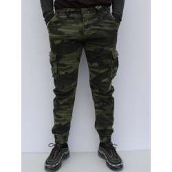 Militari pantalone 99507 zelene