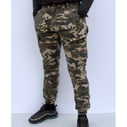 Militari pantalone 1826 krem