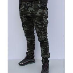 Militari pantalone 1808 ZELENE