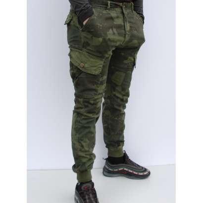 Militari pantalone 7229 zelena