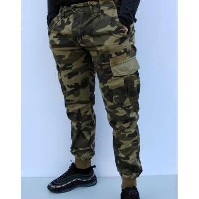 Militari pantalone 7210 krem