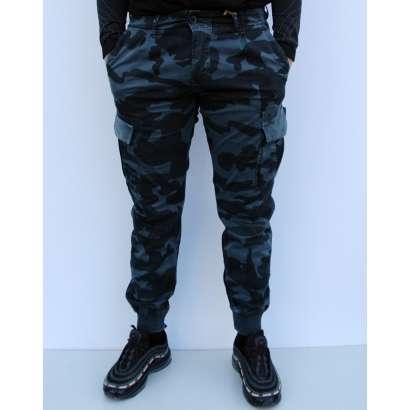 Militari pantalone 7210 siva