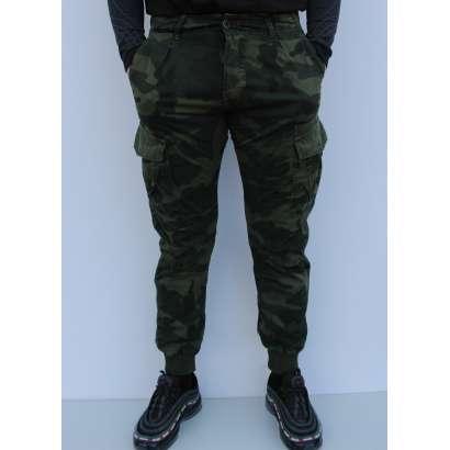Militari pantalone 7210 zelene