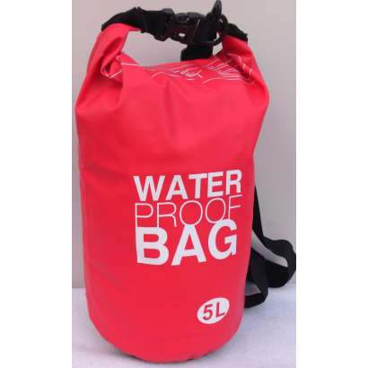 Dry bag Water proof 5L crveni