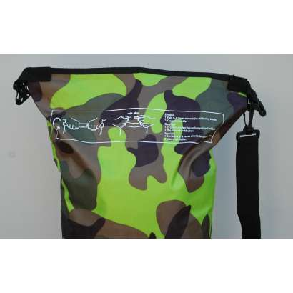 Water proof Dry bag 30L military zeleni