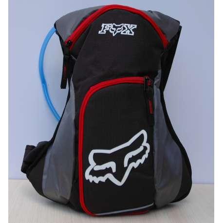 Moto ranac Camel Bag FOX crni