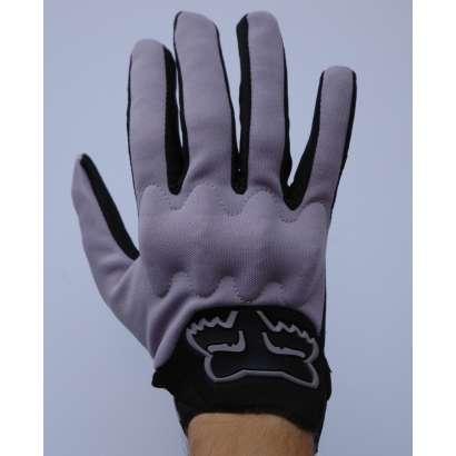 Moto rukavice Fox sive extra Najpovoljnije