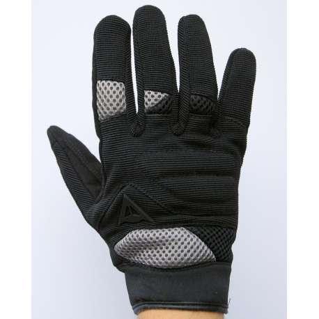 Moto rukavice Dainese platno crne