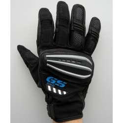 BMW RELLYE GS PRO- Moto rukavice model   crno - sive