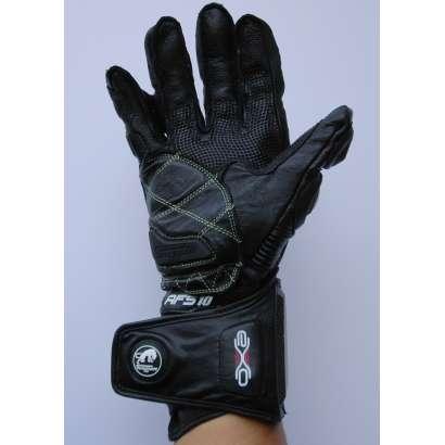 Moto rukavice Furygan AFS 10 mod 1 crne