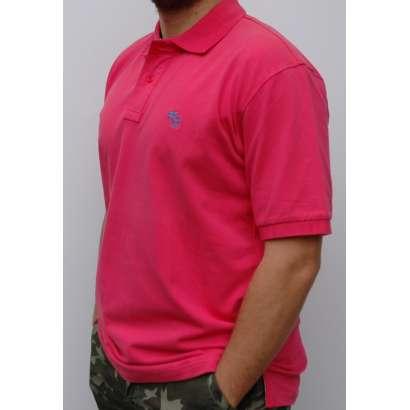 Majica Abercrombie 2943 TAMNO ROZE