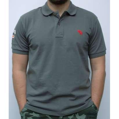 Majica Abercrombie 2943 SIVA