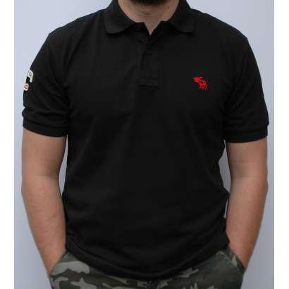 Majica Abercrombie 2943 CRNA