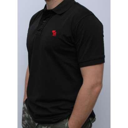 Majica ABERCROMBIE AF40 CRNA