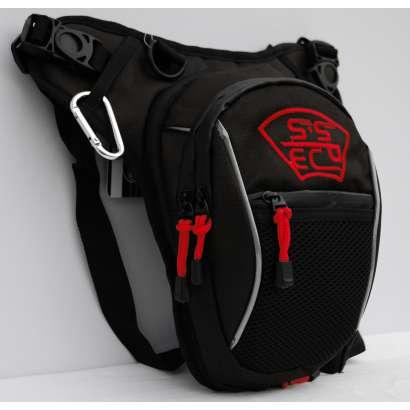 Moto torbica za butinu SSPEC vez crvena slova