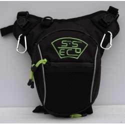 Moto torbica za butinu SSPEC vez zelena slova