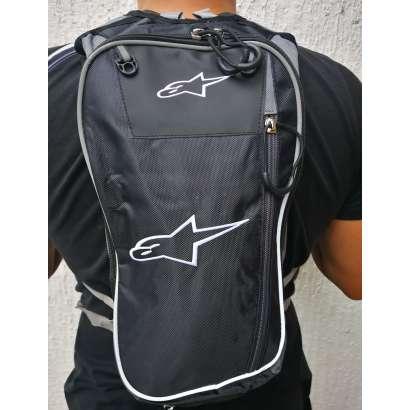 Moto ranac Camel Bag Alpinestars crni