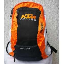 Moto ranac KTM beli- orange