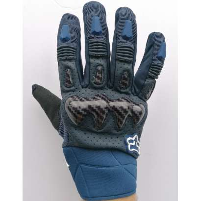 Moto rukavice Fox Bomber teget