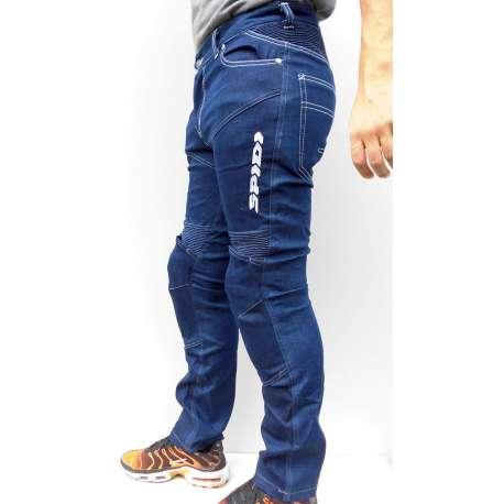 Moto Pantalone DaMoto pantalone Dainese Pred kevlar spidi texasinese  D1. KEVLAR PRED